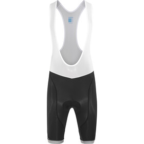 Shimano Aspire Bib Shorts Men Black/White